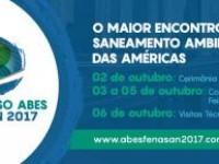 Congresso ABES Fenasan 2017