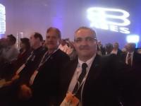 Presidente do SENGE participa da Fenasan 2017 e Congresso ABES na defesa das empresas públicas e investimentos