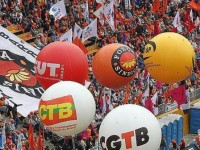 Artigo - O papel das centrais sindicais