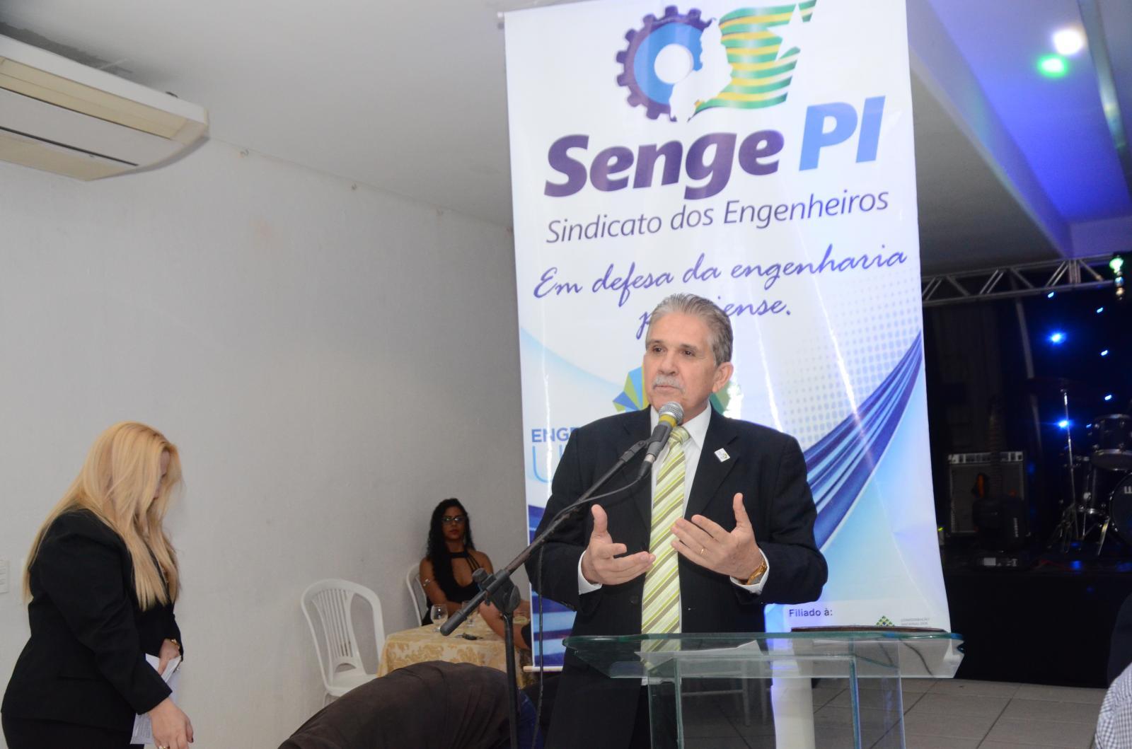 Senge fez sua parte e denunciou desde o início do processo